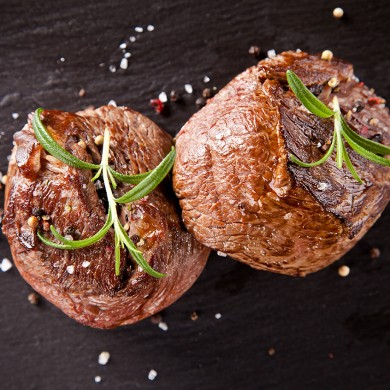 Argentine Asado Burgers With Seared Provolone